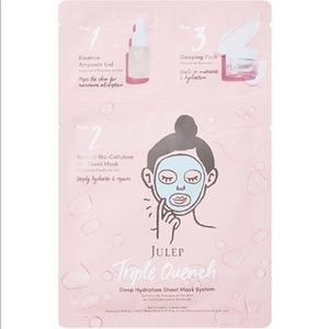 🍒Julep 3-in-1 Mask System🍒